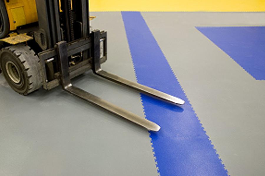 Dalle PVC Lock-Tile