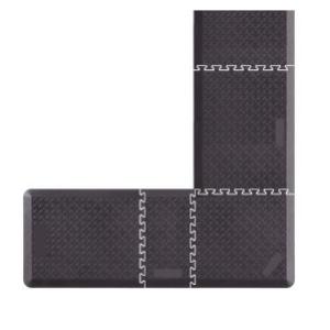 tapis antifatigue pour allée piétonne